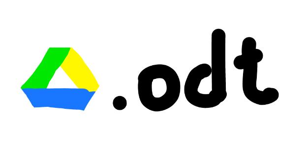 Google implementerar stöd för ODF i Google Drive