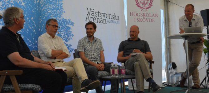 """Summering av seminariet """"Hur kan svenska myndigheter behålla kontrollen över sin data?"""""""